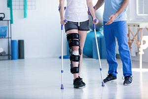 Leg Therapy - Phoenix Personal Injury Lawyer