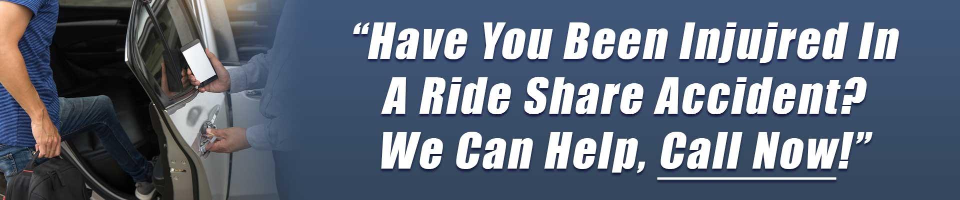 Phoenix Rideshare (Uber / Lyft) Accident Lawyer
