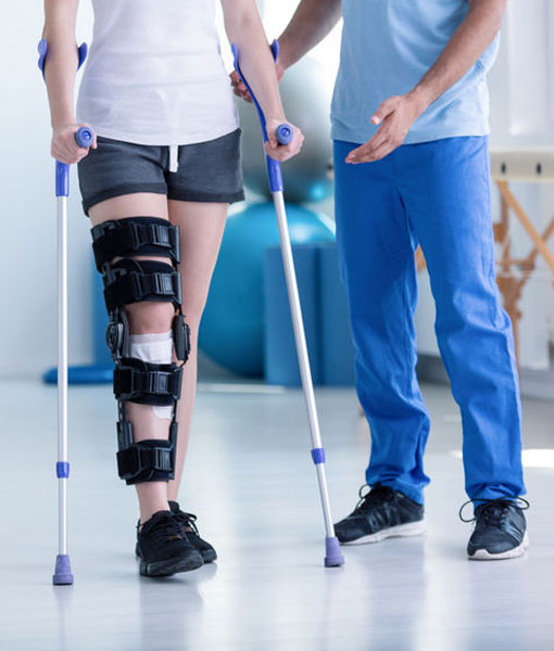 Accident Victim Recovering After Hiring A Phoenix Personal Injury Lawyer